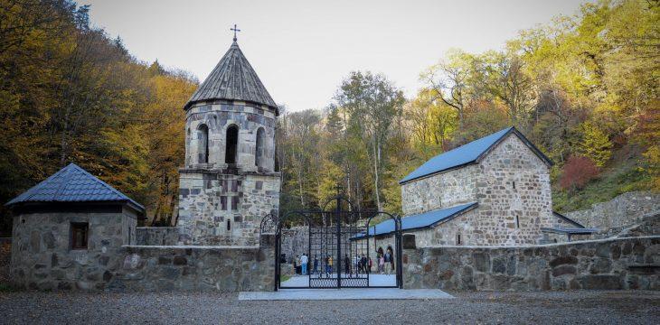 Excursion to Borjomi